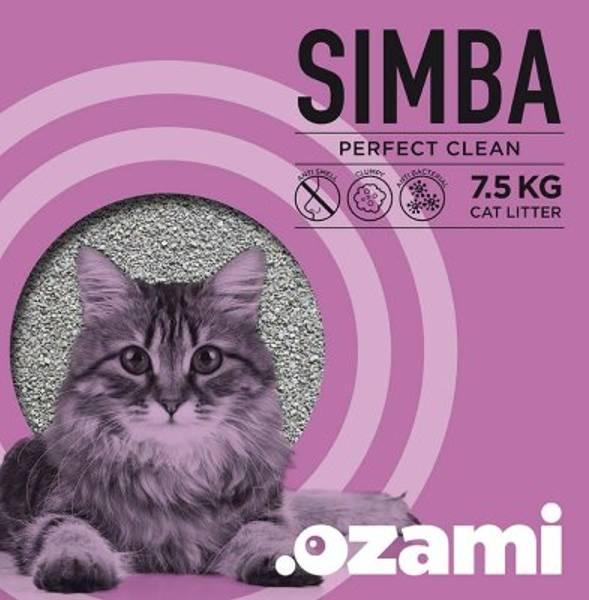 Bilde av KATTESAND SIMBA PERFECT CLEAN 7.5KG