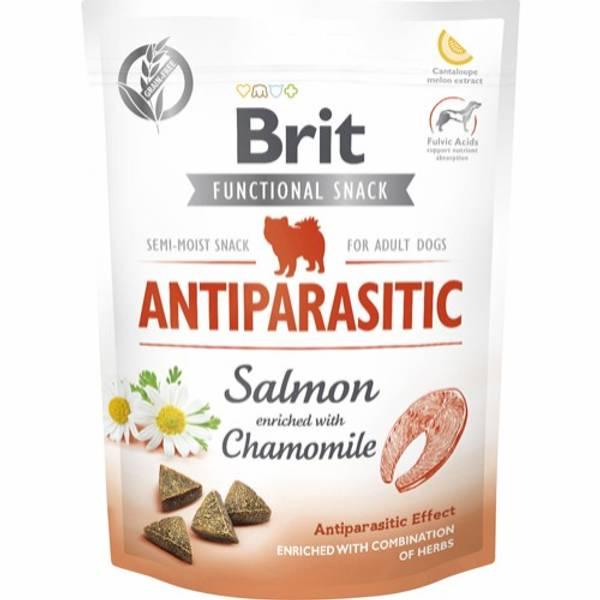 Bilde av Brit Care Functional Snack antiparasitic salmon